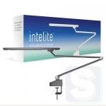 Настольная лампа 12W Intelite IDL серая (1-IDL-12TW-GR)