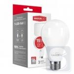 LED лампа MAXUS A70 15W 4100K 220V E27 (1-LED-568)