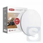 Настенно-потолочный светильник LCL MAXUS 24W 4100K коло (1-MAX-01-LCL-2441-C)