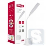 Настільна лампа MAXUS DKL 8W 4100K White RGB (1-MAX-DKL-001-03)