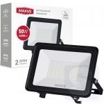 LED прожектор MAXUS FL-04 50W 5000K