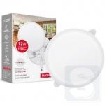 LED светильник безрамочный MAXUS SP Adjustable 12W 4100K Circle Круглый
