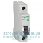 Автоматический выключатель Schneider EZ9 1Р 16А С EZ9F34116