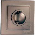 Светорегулятор (Диммер) 800 Вт Mono Despina бронза (102-232305-134)