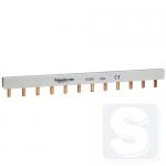 Гребенка штыревая двухфазная на 12 модулей 10389 Schneider Electric