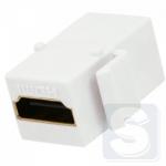 Разъем HDMI типа KeyStone, 11017201 Hager