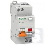 Schneider Electric Дифференциальный автомат АД63 2P 16А С (11473)