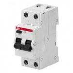 Дифференциальный автоматический выключатель ABB Basic M, 25А, 30мА, 1P+N, 4.5кА (2CSR645041R1254)
