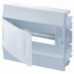 Щиток внутренний на 12 модуля ABB Mistral41 с белой дверцей (1SLM004102A1103)