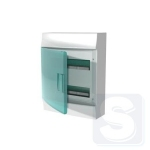 Щиток наружный на 24 модуля ABB Mistral41 с прозрачной дверцей (1SPE007717F0521)