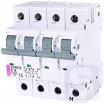 Автоматический выключатель 63А 3p+N тип C ETIMAT 6 6кА