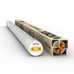 LED лампа VIDEX T8 (труба) 9W 0.6M 6200К 220V матовая VL-T8b-09066 (23374)