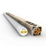 LED лампа VIDEX T8 (труба) 18W 1.2M 6200K 220V матовая VL-T8b-18126 (23375)
