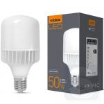 Высокомощная LED лампа Videx A118 50W E40 5000K