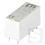 Реле электромеханическое миниатюрное MER2-024AC 2CO 24V AC 8А AC1 ETI (2473033)