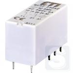 Реле электромеханическое миниатюрное MER2-230AC 2CO 230V AC 8А AC1 ETI (2473034)