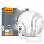 Светодиодный LED светильник VIDEX GLANZ 2 72W 2800-6200K круглый