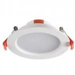 Светильник точечный Kalnux Liten LED 6W-WW, 3000K, IP40/20, белый,  25560