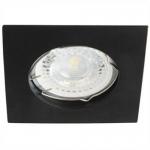 Светильник точечный Kalnux Navi CTX-DS10-B, Gx5.3, IP20, черный,  25990