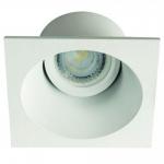 Светильник точечный Kalnux Aprila DTL-W, Gx5.3/GU10, IP20, белый матовый,  26739