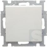 Выключатель кнопочный Abb Basic 55 2026 UC-94-507 белый