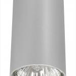 Накладной светильник NOWODVORSKI серебро цилиндр (9 см) 66487