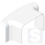 Соеденитель Т-образный Kopos 8554 HB, 100x60 мм., белый (8595057622449)