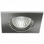 Светильник точечный Kalnux Danera CT-DTL35-SC, Gx5.3, IP20, хром сатиновый,  8666