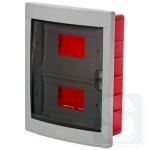 Коробка под автоматы ВИКО/Visage для 24-х автоматов скр. установки 90912024