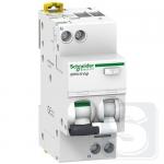Дифавтомат Schneider Acti9 40А DPN N VIGI 1P+N тип С AC 6кА 30мА A9D31640