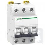 Автоматический выключатель Schneider Acti9 iK60N 32А 3P тип С 6кА A9K24332