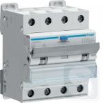 Трехфазный диф. автомат 20 А, 30 мА тип A, ADM470C Hager