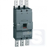 Автоматический выключатель Hager h1600 In=1250А 3п 50kA LSI HNF980H