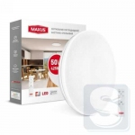 Настенно-потолочный светильник LCL MAXUS 50W 3000-6500K коло (MAX-01-FNC-050-C)