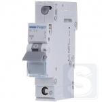 Автоматический выключатель Quick Connect Hager 63А, 6kA тип C, 1p