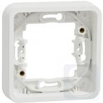 Рамка на 1 пост Mureva Styl IP55 Белый