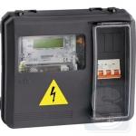 Уличный ящик NIK DOT 3.1В 280х305х167 мм выпуклый, 3 -фазный