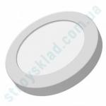 LED панель Neomax накладная 12W 6500K 470Lm 165-265V NX212E круг