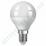 LED Лампа Neomax Шар 4W E14 4000K 360Lm 165-265V NX4B