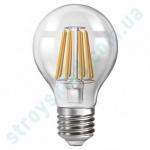 LED Лампа Neomax Филамент A60 8W E27 3000K 800Lm 165-265V NX8F