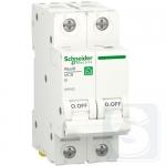 Автоматический выключатель RESI9 Schneider Electric 40А 2П В 6кА