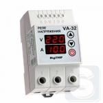 Реле напряжения с контролем тока VA-protector VА-32 DigiTOP