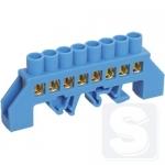 Шина ноль в комбинированном DIN-изоляторе тип «Стойка» ШНИ-8х12-8-КС-С IEK IEK