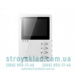 Видеодомофон ARNY AVD-410 White