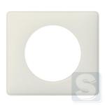 Рамка 1-я Белый перкаль Legrand Celiane