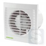 Домовент 125 С1В вентилятор осевой бытовой (с шнурковым выключателем)