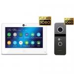 Комплект видеодомофона NeoLight Alpha HD и NeoLight Solo FHD
