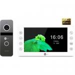Комплект видеодомофона Neolight Kappa HD и Neolight Solo graphite/silver