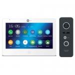 Комплект видеодомофона NeoLight Mezzo HD и NeoLight Prime FHD