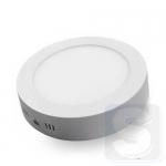 Светильник LED Lezard круглый накладной 6Вт (Ø120) 6400K холодный белый (464SRP-06)